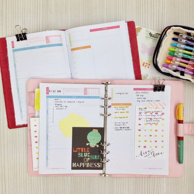 Diy Calendar Notebook : Best images about diy planners and binders on