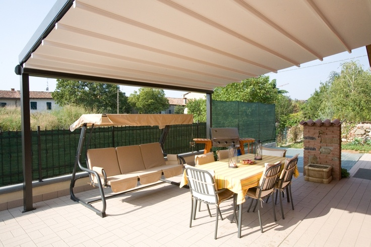 Pergole Unica 130 Gibus, pergole perfecte pentru terase si terase gradina, pavilioane sub care se poate lua masa sau pentru relaxare. Calitate Gibus, design de exceptie si preturi excelente.