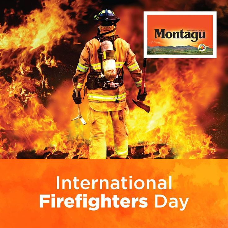 Today we honour the men and women who fight the fires that rage across every province in every season.  #InternationalFirefightersDay   #WeCare   #SAFirefighters
