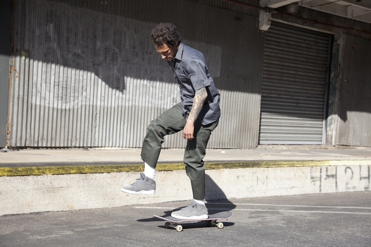 Dickies rider Jim Greco skating on the streets | SK8 ...