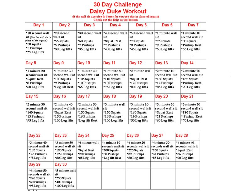 Check out my 30 Day daisy duke workout challenge! you still have time for the summer to feel your best check it out.