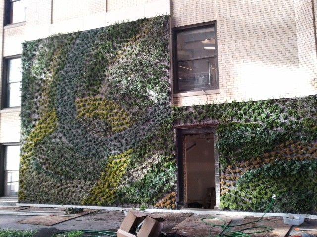 Living Wall Planters Outdoor Design ~  http://lovelybuilding.com/suitable-indoor-living-wall-planters-ideas/ |  Indoor Living Wall Planters Ideas | Pinterest ... - Living Wall Planters Outdoor Design ~ Http://lovelybuilding.com