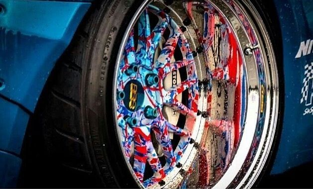 Unique BBS Rims ⊛_ḪøṪ⋆`ẈђÊḙĹƶ´_⊛ Check out #Rvinyl for the best #JDM #Accessories & Parts