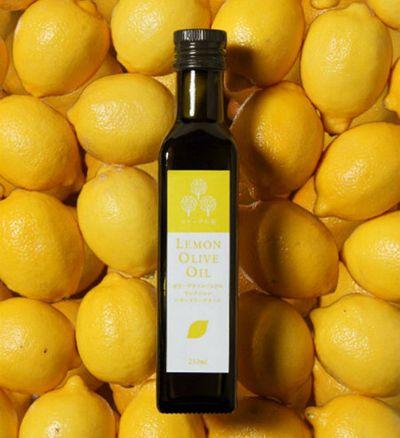 「レモンオリーヴオイル」/小豆島ヘルシーランド