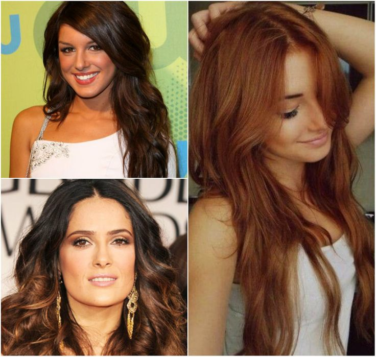 18 Best Hair Color Ideas For Thanksgiving Day 2013 Images On