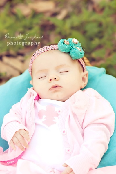 Baby Photography - City Park New Orleans