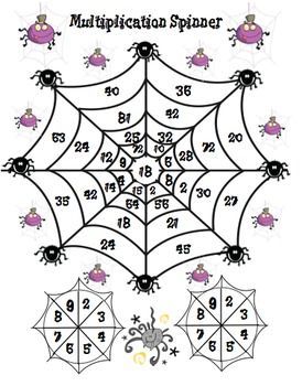 math worksheet : 1000 images about halloween printables worksheets on pinterest  : Halloween Multiplication Worksheets