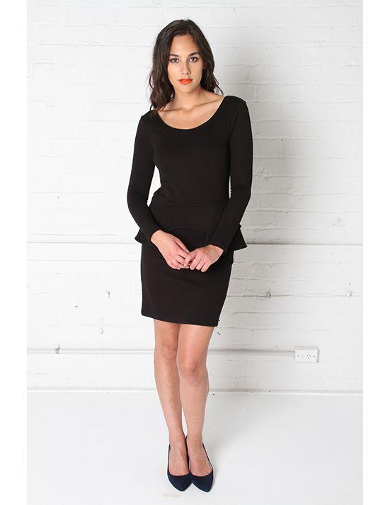 Yvonne Dress made by Amber Whitecliffe in New Zealand. #nzmade #amberwhitecliffe