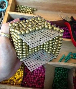 DIY Montessori Math Beads - Loads of ideas pertaining to math