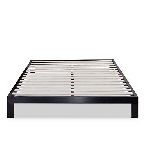 Zinus Modern Studio Platform 2000 Metal Bed Frame Mattress Foundation  no  Boxspring needed  Wooden Slat Support  Queen. 1751 best Beds   Bed Frames images on Pinterest   3 4 beds  Bed