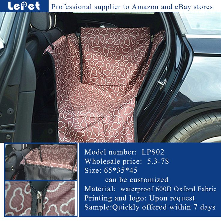 79 best waterproof car hammock for dogs Auto seat protector dog seat ...