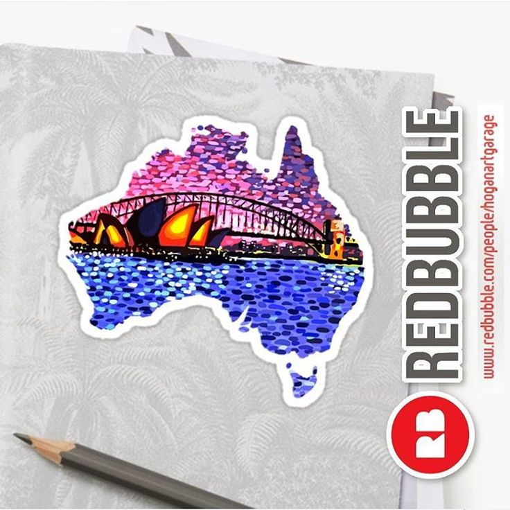 Sold!!! 😊 ..thanks to the good folk in the United States and Australia who recently bought 3 of these 'Sydney Harbour' sticker designs from my @redbubble store here - http://www.redbubble.com/people/hoganartgarage/works/1979724-sydney-harbour?c=228348-stickers&p=sticker&rel=carousel  #paintings #artist #australia #sydney #art #sydneyoperahouse #stickers #sydneyharbour #aussie #sold #australian #icon #aussieicon #landmark #sydneyharbourbridge