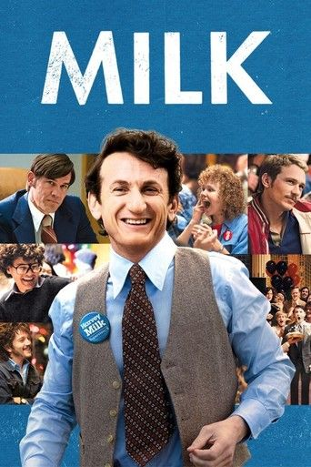 Directed by Gus Van Sant. With Sean Penn, Josh Brolin, Emile Hirsch, Diego Luna. The story of Harvey Milk and his struggles as an American gay activist who fought for gay rights and became California's first openly gay elected official. Streaming Movies, Hd Movies, Movies To Watch, Movies Online, Movies And Tv Shows, Teen Movies, Streaming Vf, Harvey Milk, Sean Penn