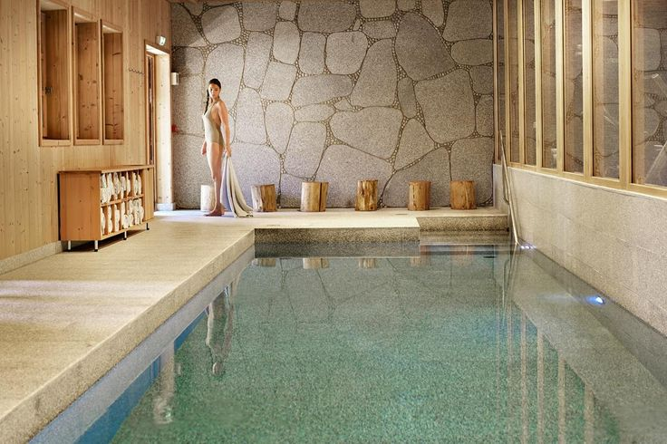 les 96 meilleures images du tableau un spa chez soi sur pinterest jacuzzi piscines et. Black Bedroom Furniture Sets. Home Design Ideas