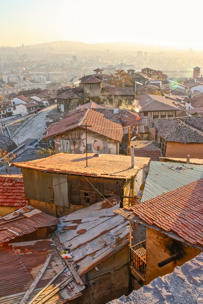 Ankara, Turkey - Turkey's rough but beautiful capital city