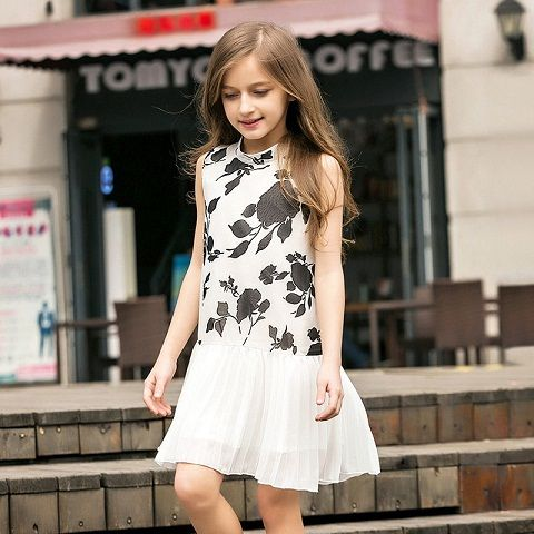 de0329cc 9 Stylish and Cute Frocks for 12 Years old Girl with Pictures ...