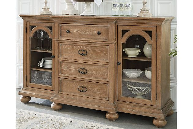 Charmant Ollesburg Dining Room Server By Ashley HomeStore, Brown Salle À Manger,  Meubles Pour La