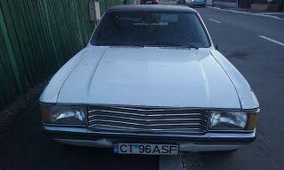 Tractari-Auto-Constanta.ro: Ford Granada MK1 -1972 FOR SALE-Original V6 ESSEX ...