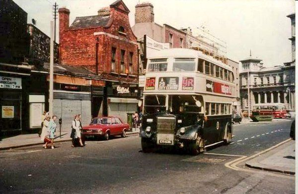 Talbot Street late 1970s. ?