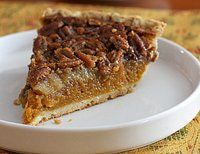 Pumpkin Pecan Pie - only one I found online that was consistently rated with 5 stars! :)