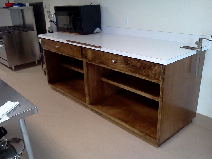 COMMERCIAL KITCHEN BASE CABINET