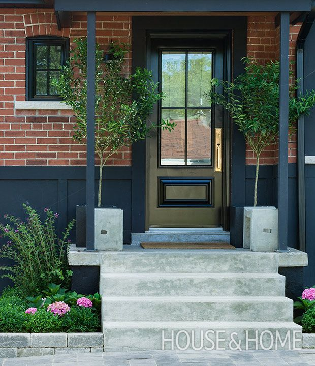 What First Impression Does Your Front Door And Walkway: 169 Best Curb Appeal Ideas Images On Pinterest