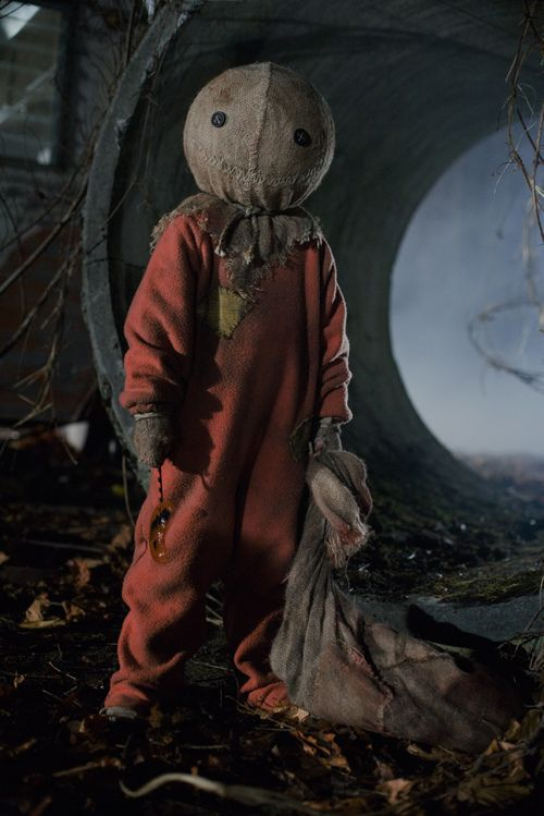 | Trick 'r Treat | Sam, the spirit of Halloween in Trick 'r Treat from Warner Bros. Pictures.