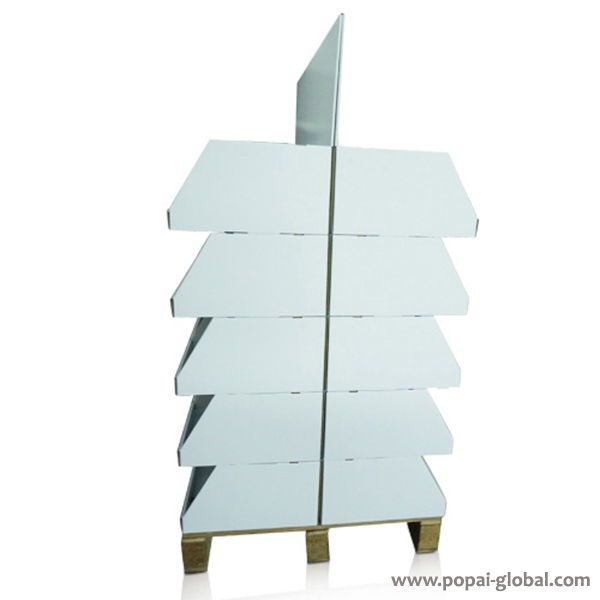 Double Wall Cardboard Pallet Display | Point of Sale | Point