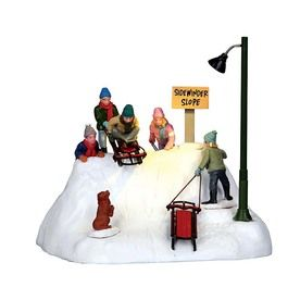 Christmas Decor - Carole Towne Christmas Village piece