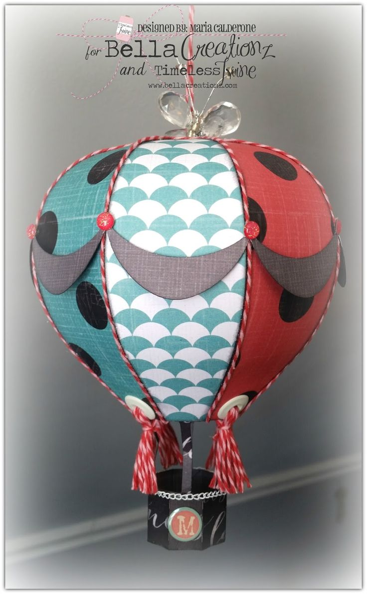 Afbeeldingen van Blue 3D Hot Air Balloon screensaver …