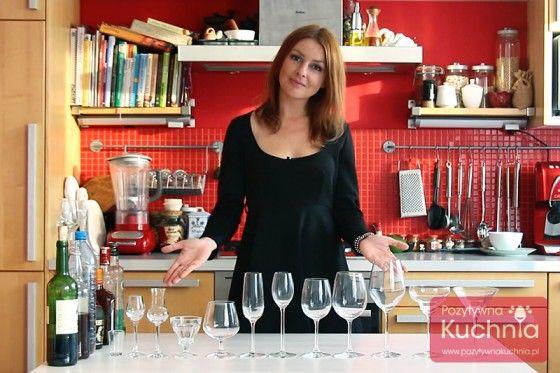 Poradnik o tym, do czego służą kieliszki o określonych kształtach i pojemności. Rodzaje kieliszków do alkoholu. #agd #dom #zakupy  http://pozytywnakuchnia.pl/kieliszki/  #kuchnia