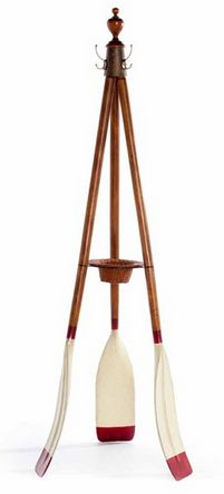 Varsity Coat Stand - £260.00 - Hicks and Hicks