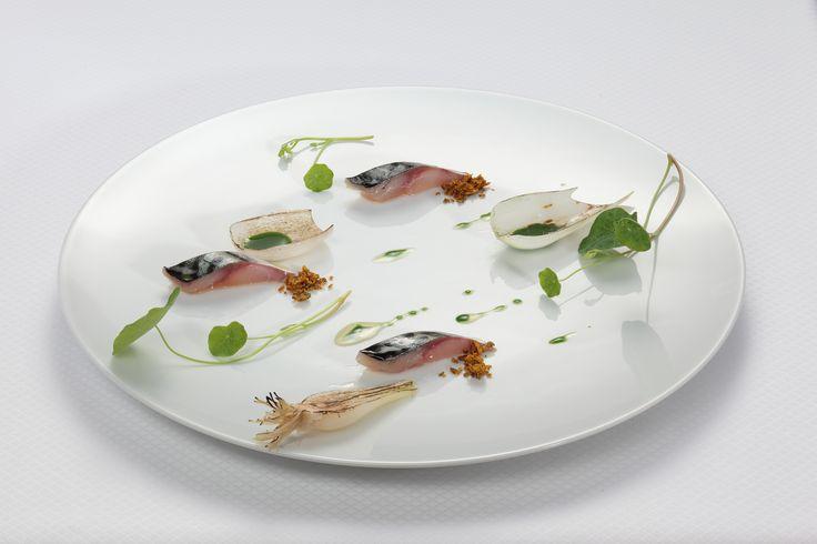 A special dish created by Excecutive Chef Stefano Baiocco at #villafeltrinelli! #grandhotel #restaurant #dish #luxury #starchef #lakegarda #lakegardaitaly#exclusive