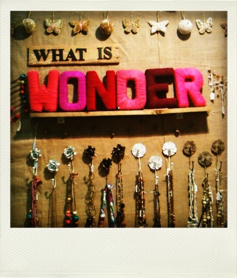 What is wonder