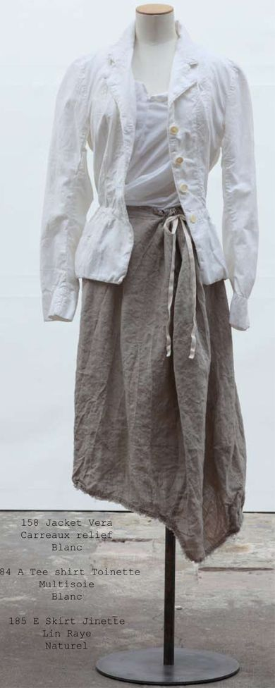 hemp clothing is amazing>>>It is, I love this skirt