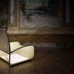 Low Lounge Chair - Nuvola di Luce