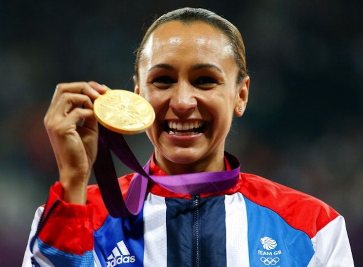 probably a bit predictable but after the Olympics, Jessica has to be someone to meet?!
