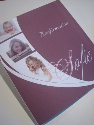 Chamille Design - Konfirmation: Pige