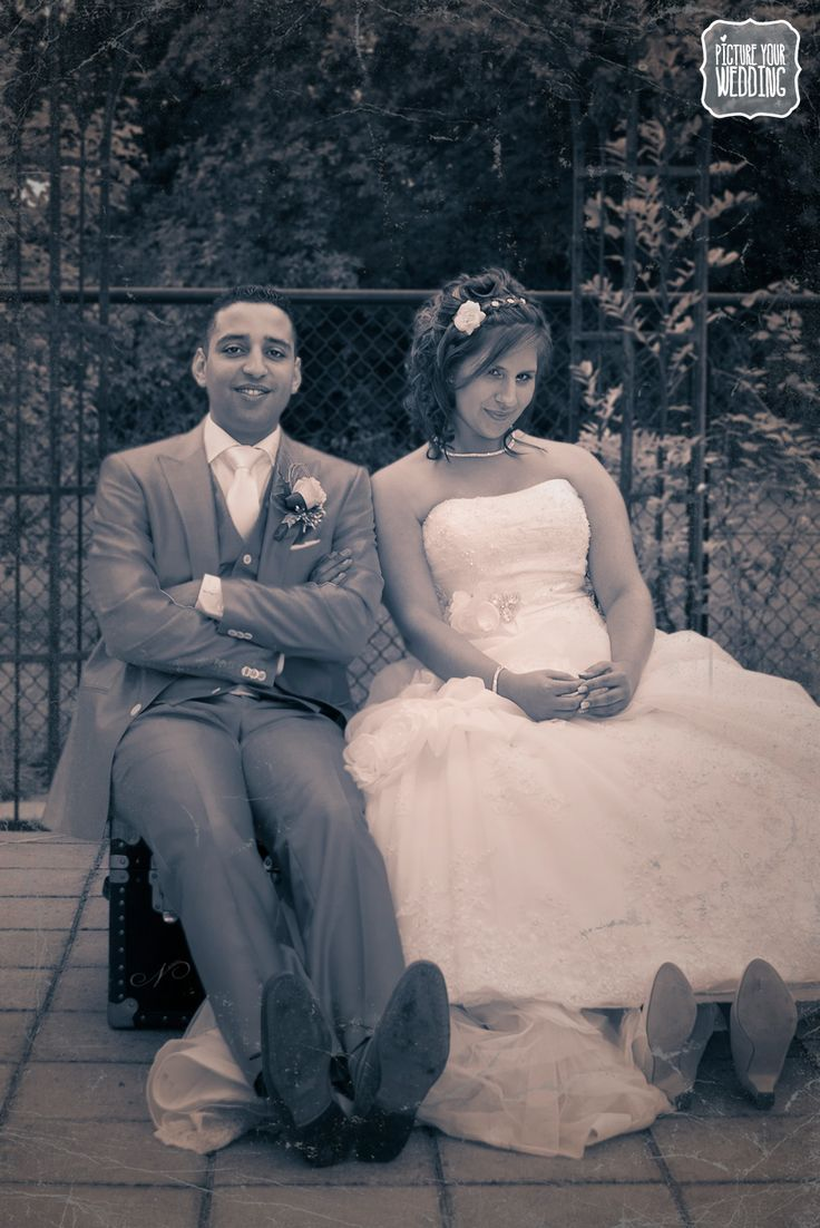 Picture Your Wedding #bruiloft #trouwdag #fotografie #vintage #koffer