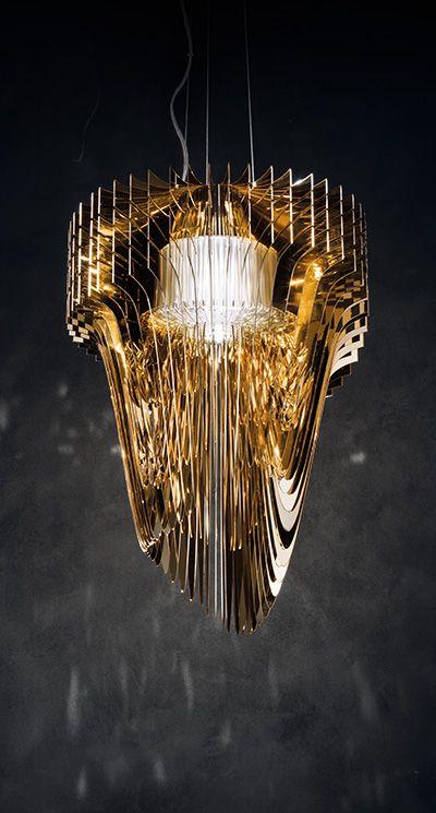 Zaha Hadid que estas en los cielos - Bilbolamp