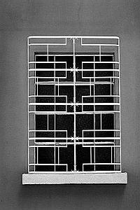 Decorative Window Bars - Example 2