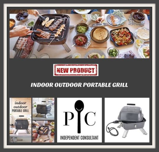 Ceramic Egg Cooker Pampered Chef And Portable Grill