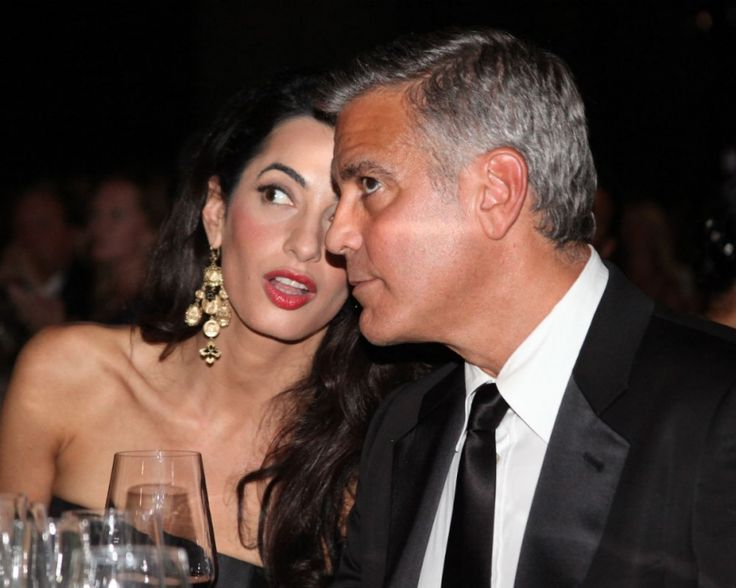 Amal Clooney Pregnancy News: George Clooney Reportedly Preparing ...