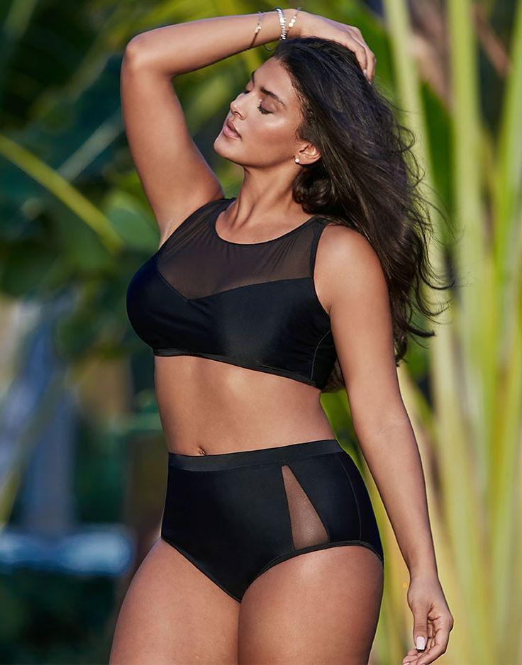 Ebony bikini billie california