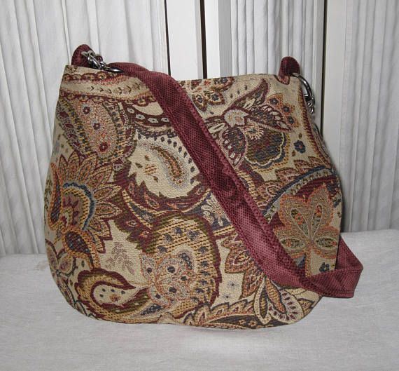 Paisley shoulder Mesenger bag Gypsy Bag Hippie Bag Boho