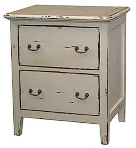 Hamptons Bedside Cabinet