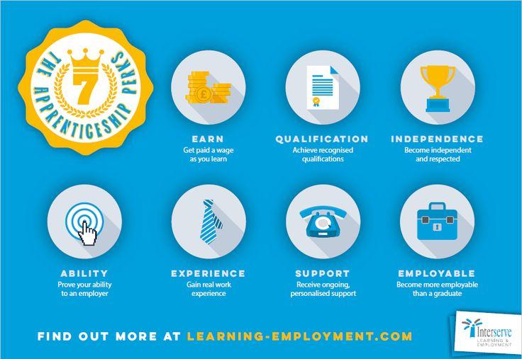 7 Benefits of apprenticeships! Career, Gain