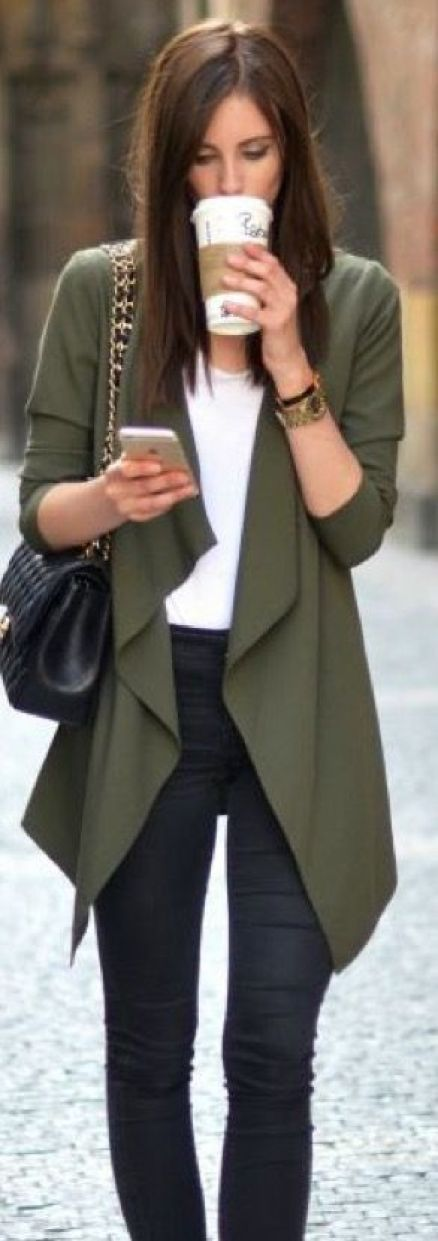 10 Business Casual Looks You Can Style For The Office And Bar
