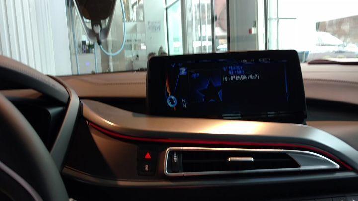 "@bmw i8 audio test with Shawn Mendes's ""Stitches""  #bmw #rollsroyce #mini #bavarianmotorworks #i8 #bmwi8 #bmwi #electriccar #hybridcar #luxurycars #luxuryinterior #luxurious #luxurycar #edrive #sport #ecopro #cleanenergy #sportscars #pluginhybrid #i3 #bmwi3 #interior #interiortour #audio #audiophile #music #plugitin #shawnmendes #stitches #shawnmendesstitches"