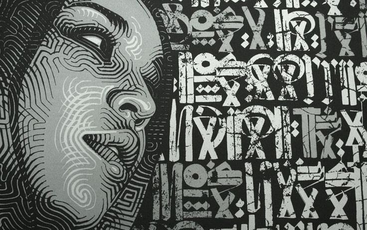 Cool GraffitiArtists Retna, Street Artists, Heart Street, Graphics Design, Elmac, Mac Art, Retna Streetart, Art Illustration, El Mac